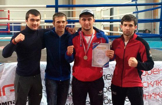 Саидов Абдул занял второе место в турнире по Смешанным Единоборствам