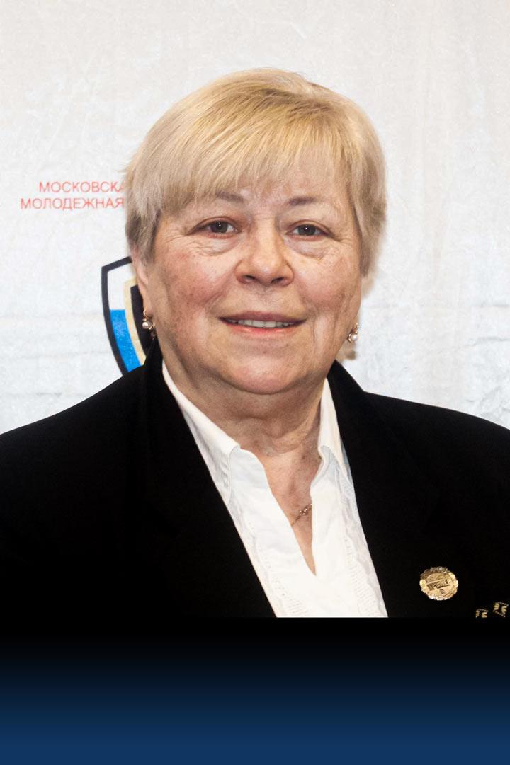 Черкунова Людмила Константиновна