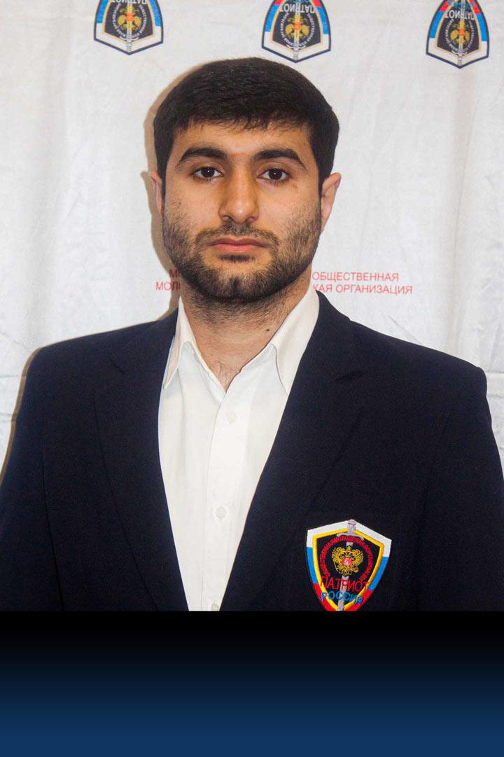 Григорян Манук Ашотович